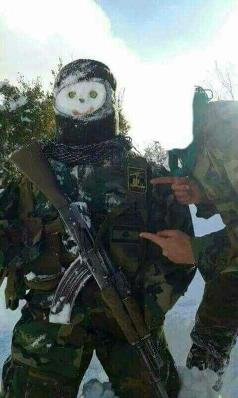 حزب الله.مدافعان حرم