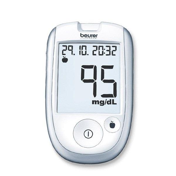 تست قند خون مدل GL42 بیورر (Beurer GL42 Blood Sugar Meter) به همراه هدیه ویژه