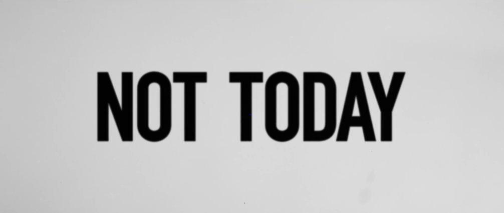 دانلود ویدیو Not Today از BTS
