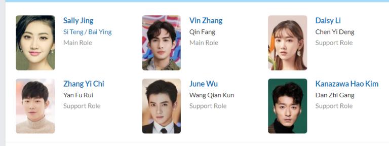 دانلود سریال چینی Rattan 2021
