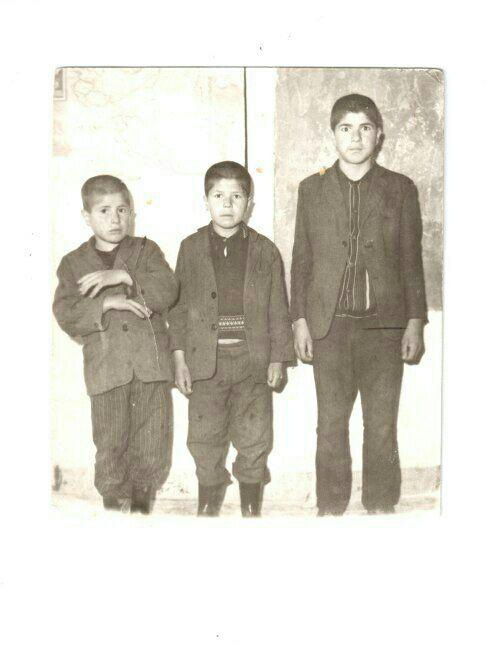 علی -  عطا - حسین سلطان بیگی