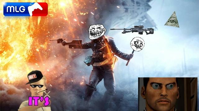 Battlefield ۱ | یا حضرت هیتلر!!!!