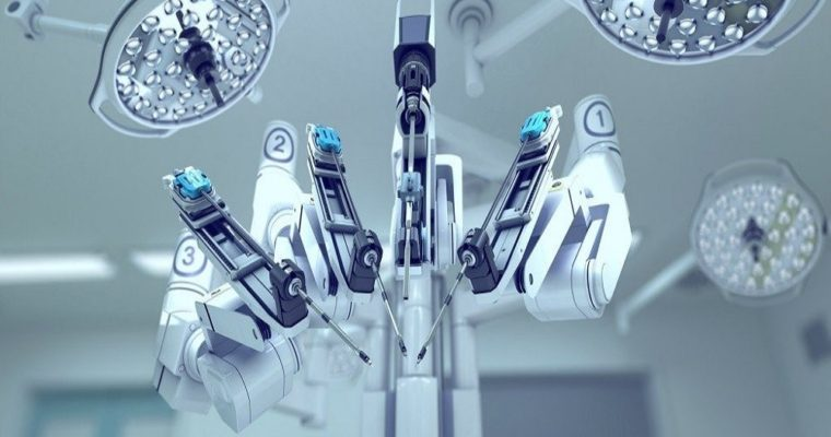 جراحی مغز با ربات جراح مغز تنها در دو دقیقه و نیم!