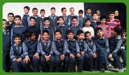 کانون پرورش فکری کودکان شاهین شهر