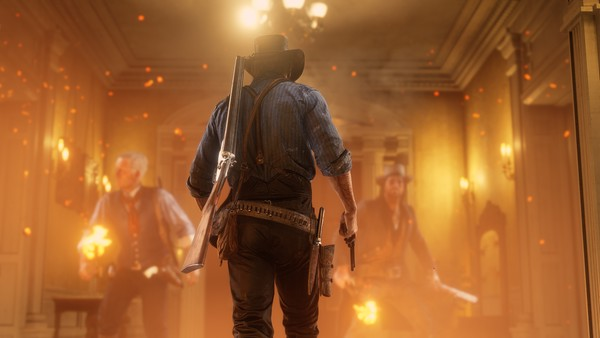 رده بندی سنی نسخه PC عنوان Red Dead Redemption 2 در استرالیا رد شد
