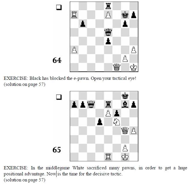 کتاب شطرنج تاکتیک استراتژی و اخر بازی در شطرنج عملی Training with Moska
