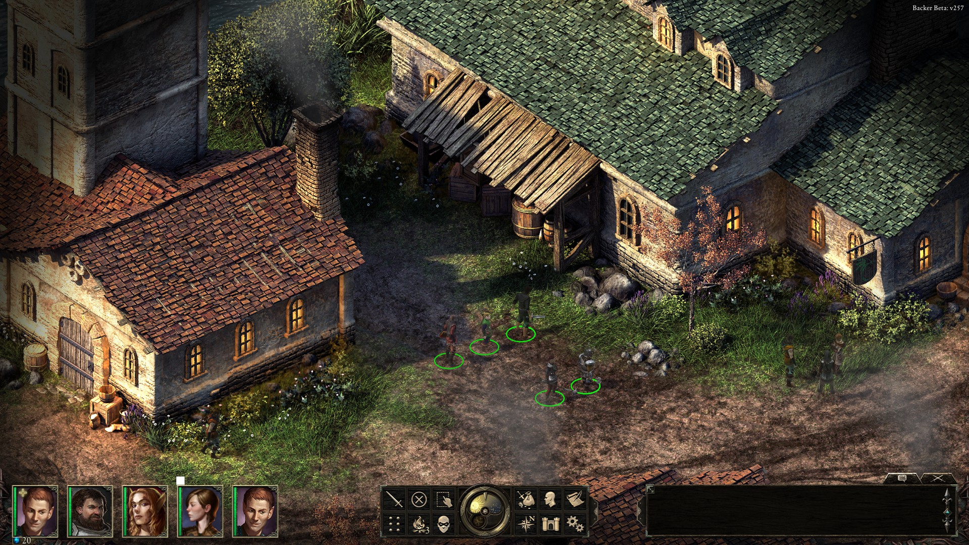 Pillars Of Eternity screenshot3