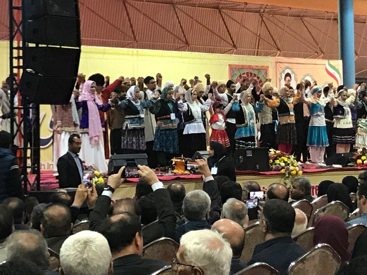 سیزدهمین جشنواره بینالمللی فرهنگ و اقوام