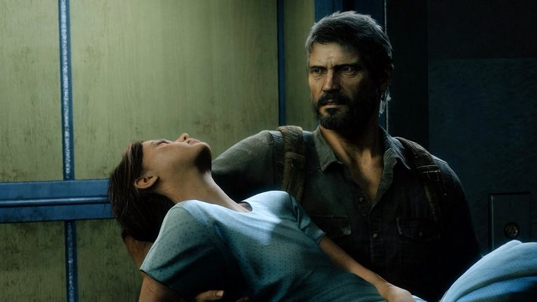 THE LAST OF US SAVISGAME