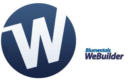 blumentals webuilder cover