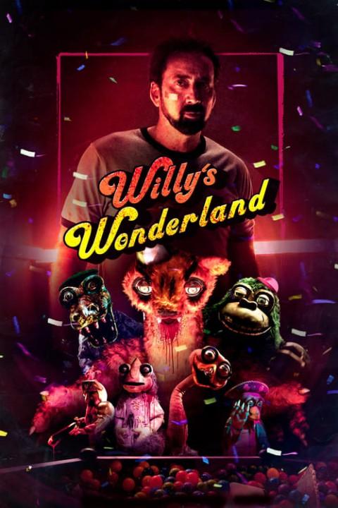 دانلود فیلم Willys Wonderland 2021