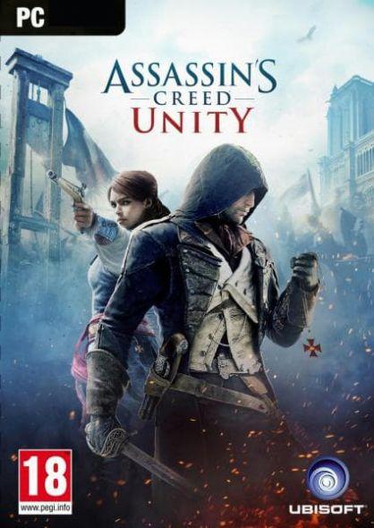 دانلود بازی Assassin's Creed: Unity برای PC