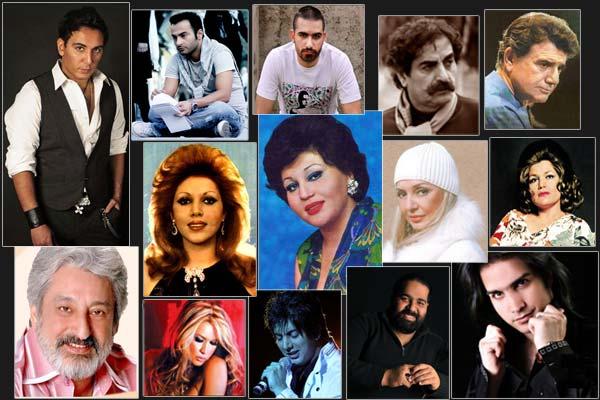 ترانه های قدیمی رادیو ایران