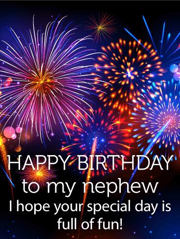 تولد برادرزاده ام مبارک. امیدوارم روز خاص شما سرگرم کننده باشد!