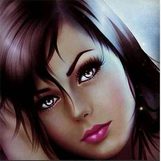 عکس دخترانه کارتونی