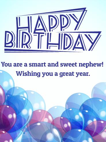 تولدت مبارک. شما برادرزاده باهوش و شیرینی هستید! با آرزوی سالی عالی