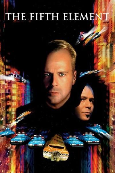 دانلود فیلم The Fifth Element 1997