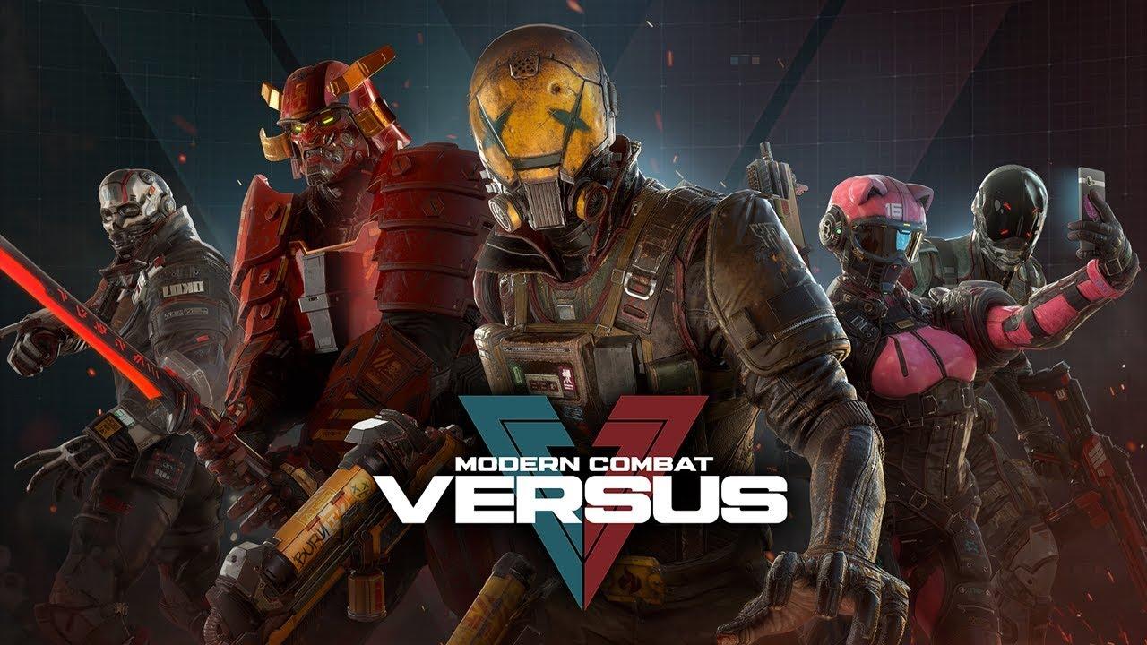 گیم پلی بازی Modern Combat Versus برای کامپیوتر