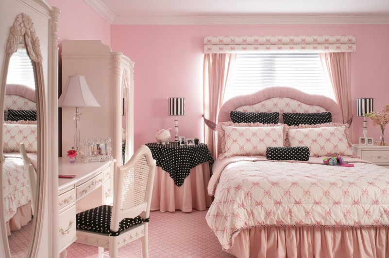 Image Gallery Light Pink Wall Color