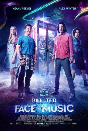 دانلود دوبله فارسی فیلم Bill And Ted Face The Music 2020