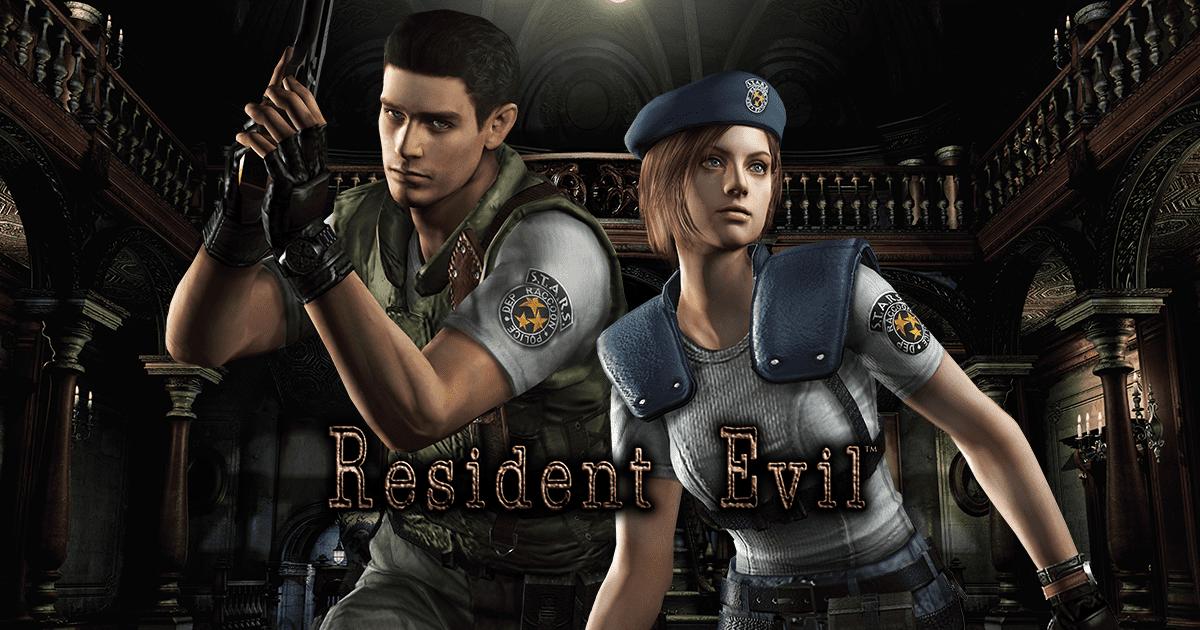دانلود بازی Resident Evil HD Remaster برای PC