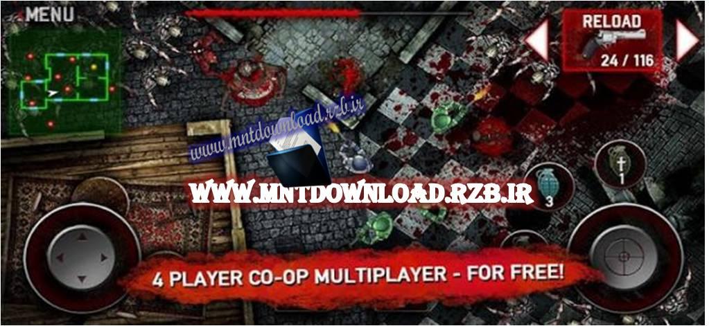 دانلود بازی SAS - Zombie Assault 3 برای PC