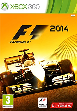 دانلود بازی F1 2014 برای XBox 360