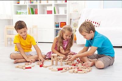 معرفی بازی های آپارتمانی برای خردسال ها