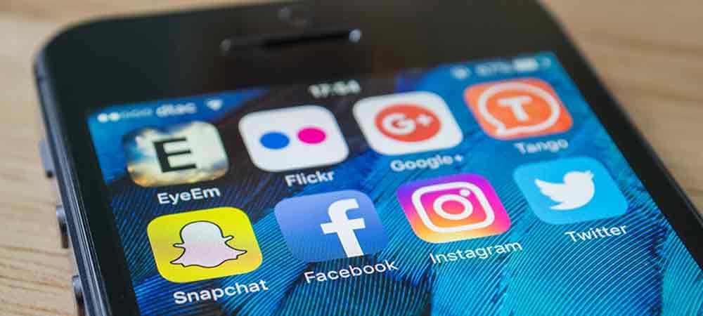 عوارض جانبي شبکه هاي اجتماعي