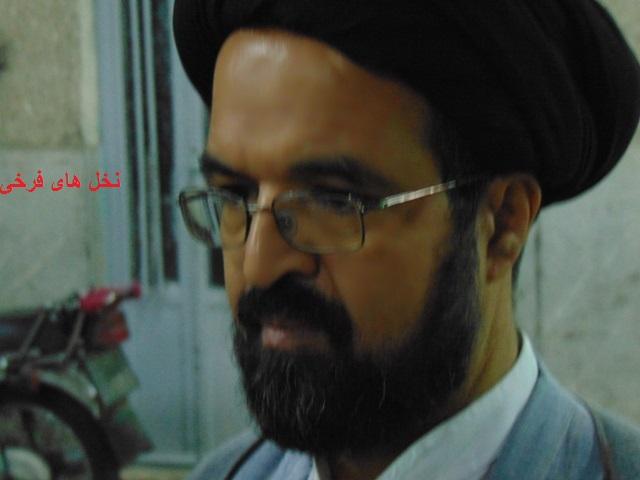 با ستارگان آسمان علم و دانش شهر فرخی (6) حجه الاسلام والمسلمین دکتر سید حسن قاضوی cia9 dsc06017