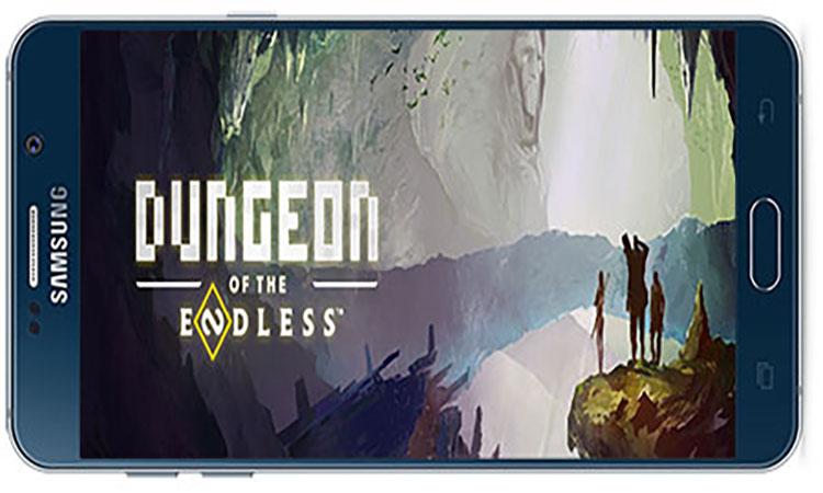 دانلود بازی اندروید Dungeon of the Endless
