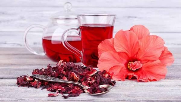 6 مورد از خواص چای ترش