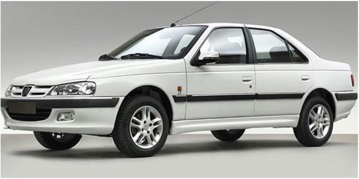 پیش فروش پژو پارس LX اتوماتیک - ایران خودرو - بهمن 96