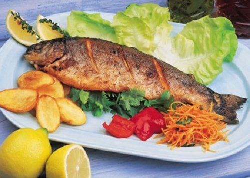 چه زمانی برای مصرف ماهی مناسب است؟