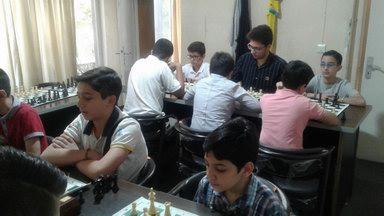 مسابقات هفتگی شطرنج باشگاه ذهن برتر