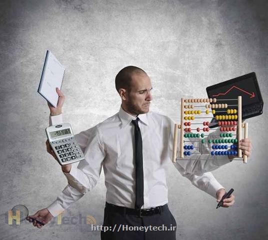 دفتر کار مجازی و مدیریت درون سازمانی