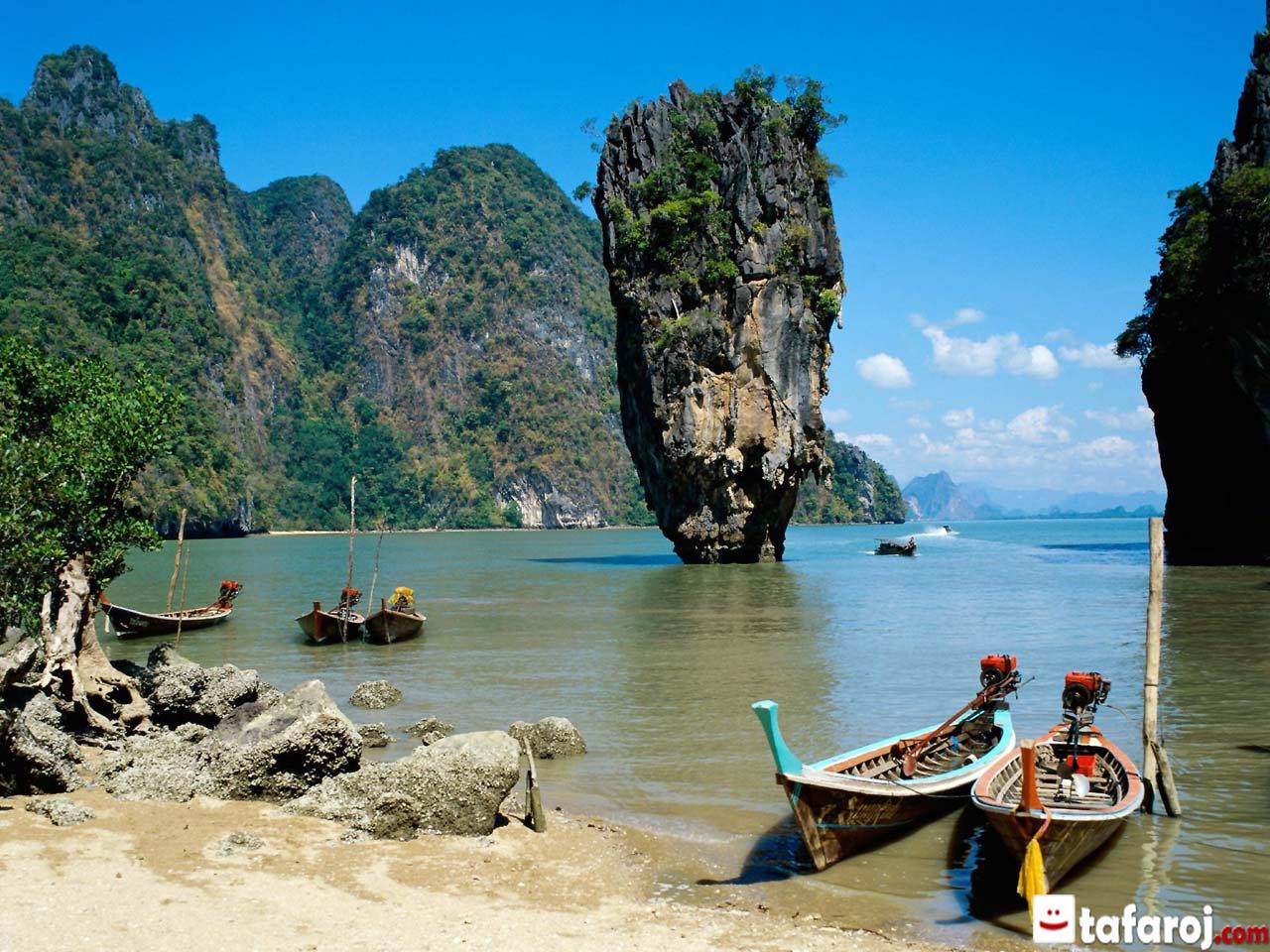 خلیج انگا PHANG NGA