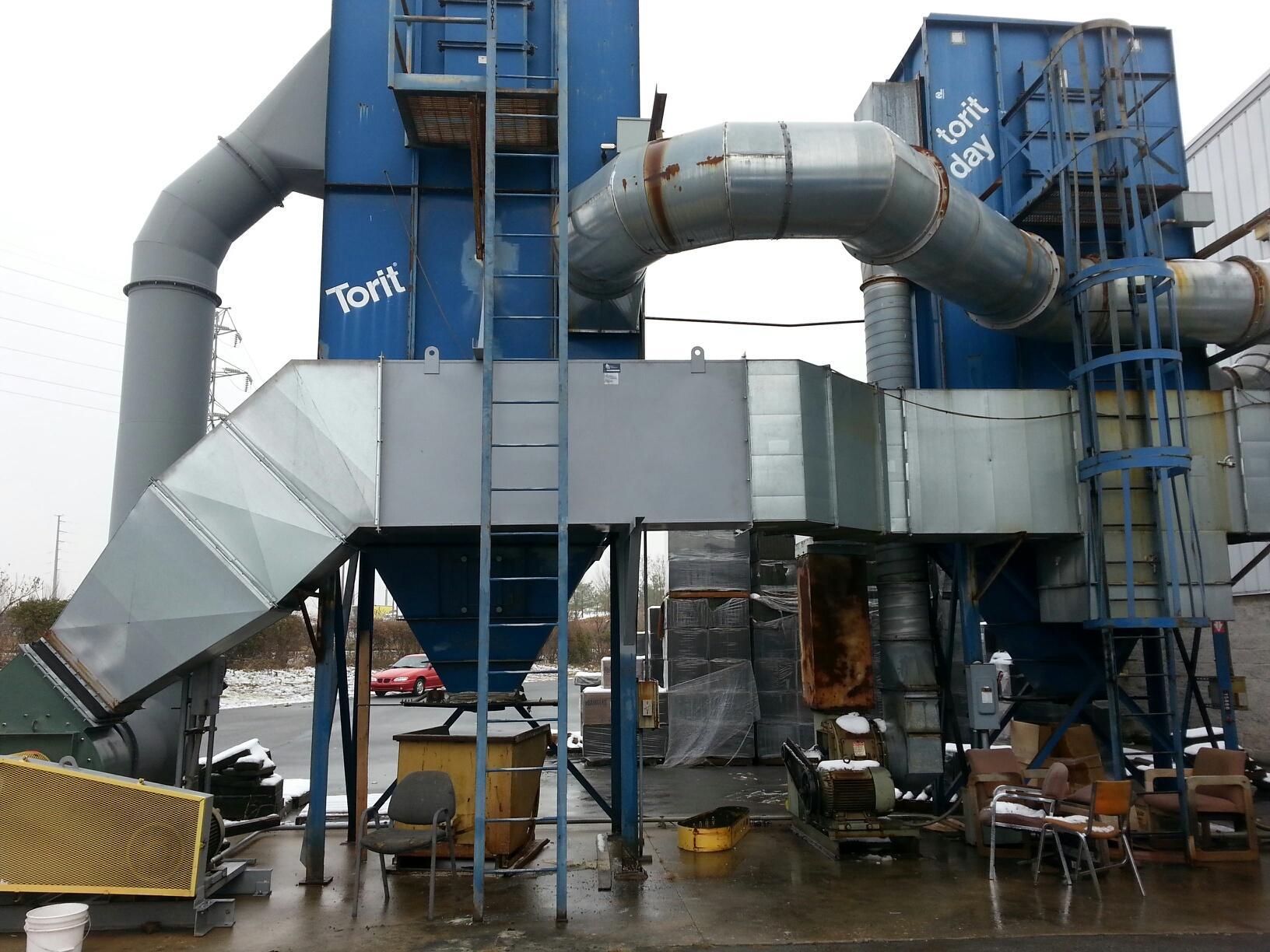 غبارگیر صنعتی