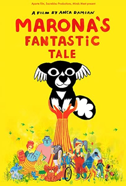 دانلود انیمیشن Marona's Fantastic Tale 2019