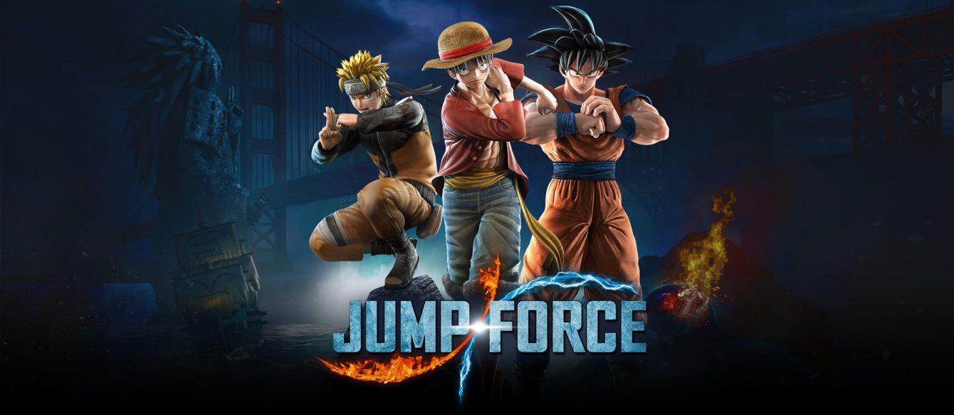 لیست 7 کاراکتری که قرار است در آینده به Jump Force اضافه شوند اعلام شد