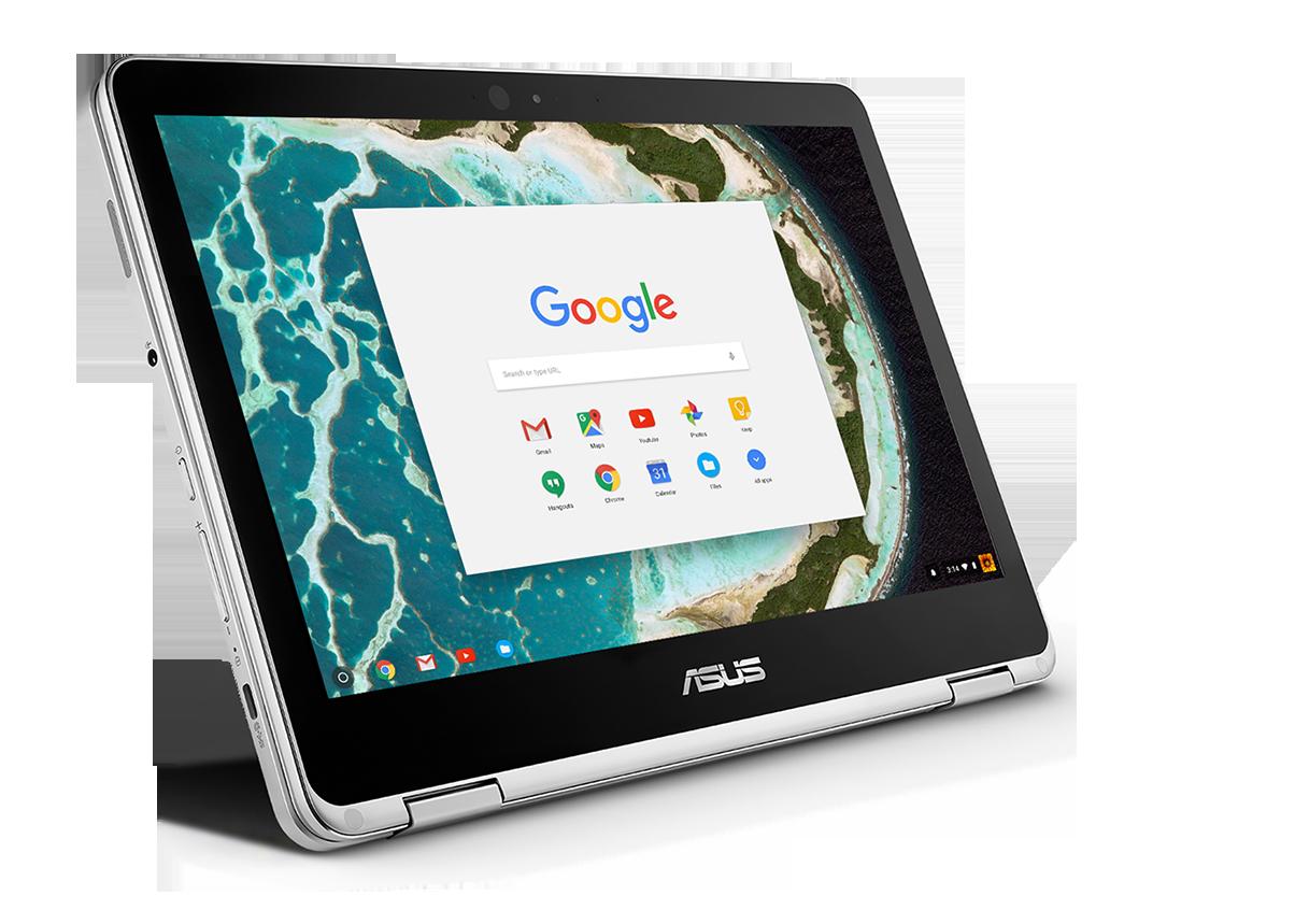 لپ تاپ دانشجویی Asus Chromebook Flip