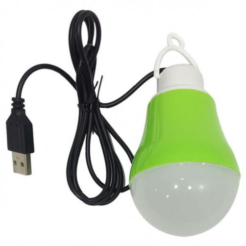 لامپ سیار usb