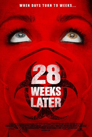 دانلود رایگان فیلم ترسناک The 28 Weeks Later 2007