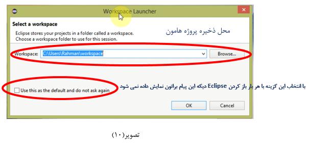 راهنمای دانلود و نصب Eclipse