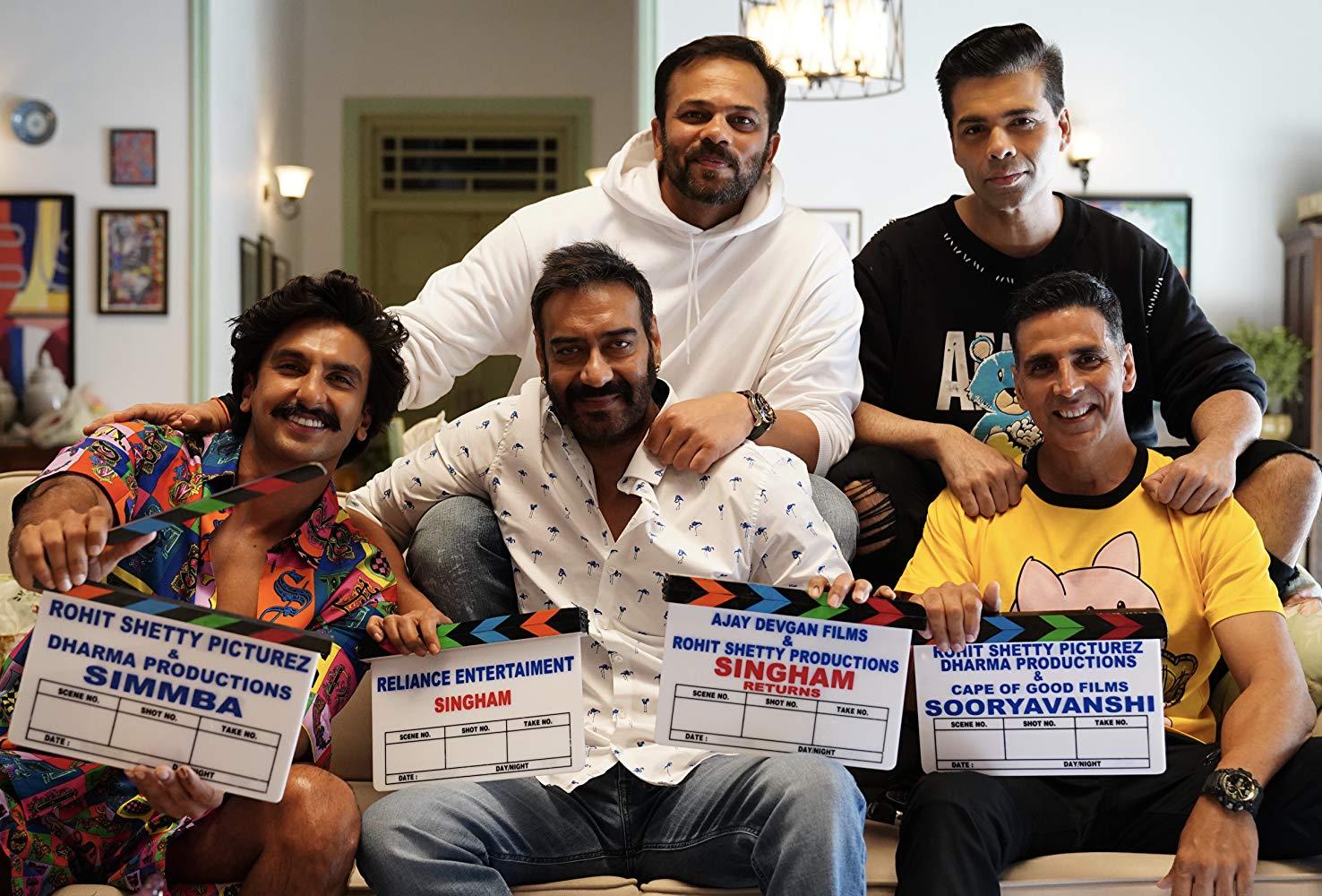 دانلود فیلم هندی اکشن سوریا وانشی Sooryavanshi
