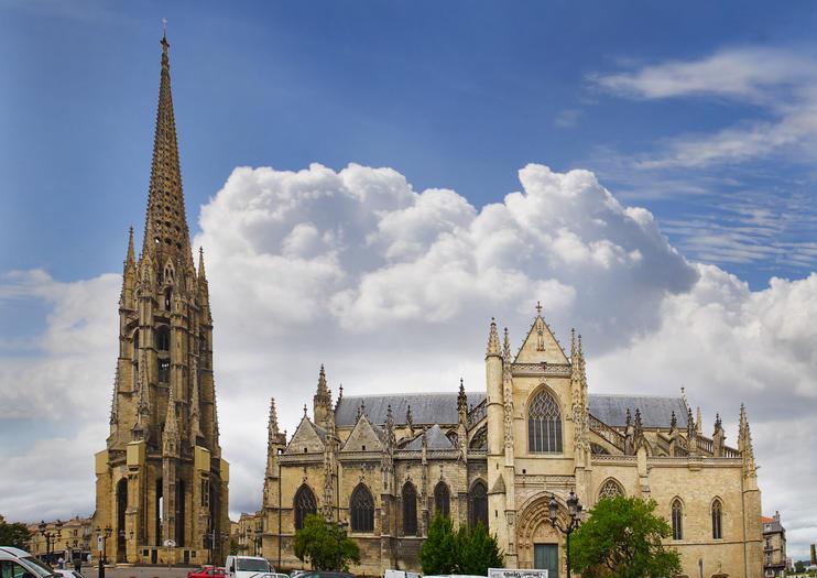 Basilique Saint-Michel باسلیک سنت مایکل