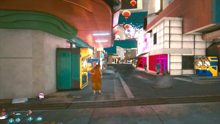 cyberpunk 2077 playstation 4 fat