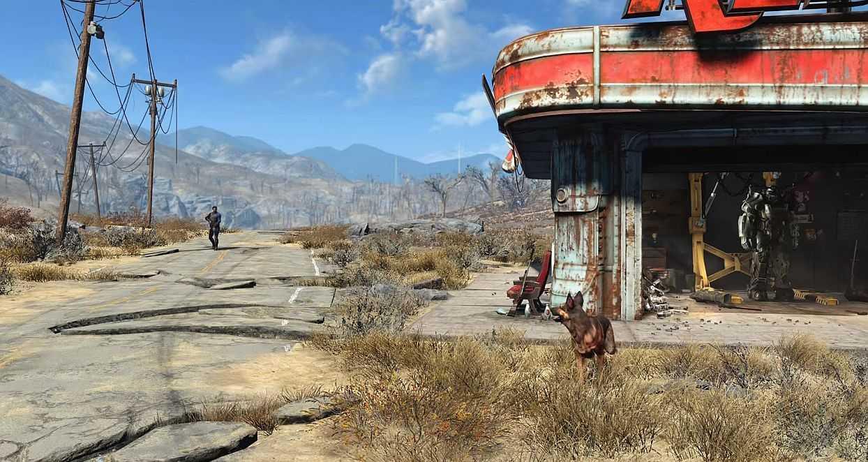 سرپوش گذاشتن پیت هاینز بر افت فریم بازی Fallout 4