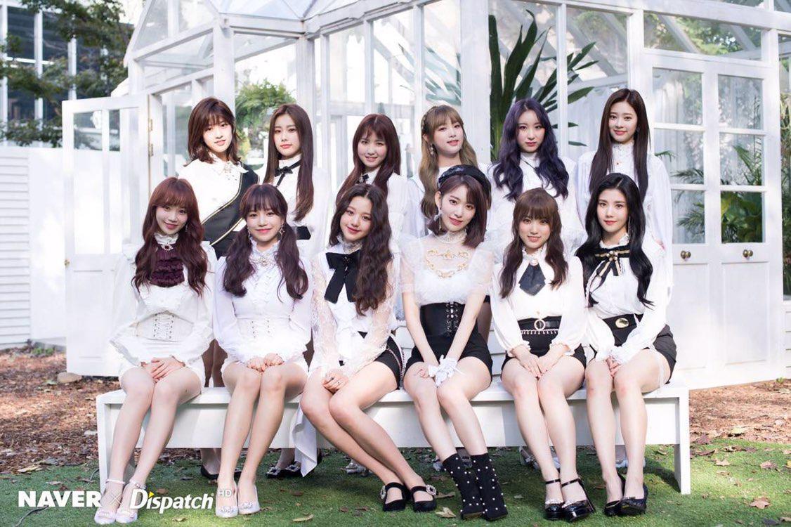 دخترایِ izone قراره در ۶ فوریه سال ۲۰۱۹ دبیو ژاپن خواهند داشت ❤️✨💫