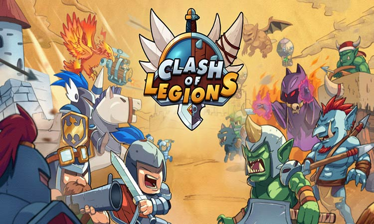 Clash of Legions – Kingdom Rise